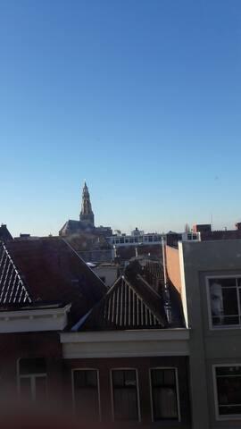 City house in central Groningen