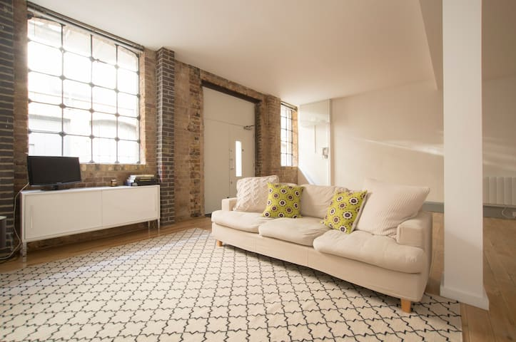 London Fields Warehouse Apartment - Hackney - Daire