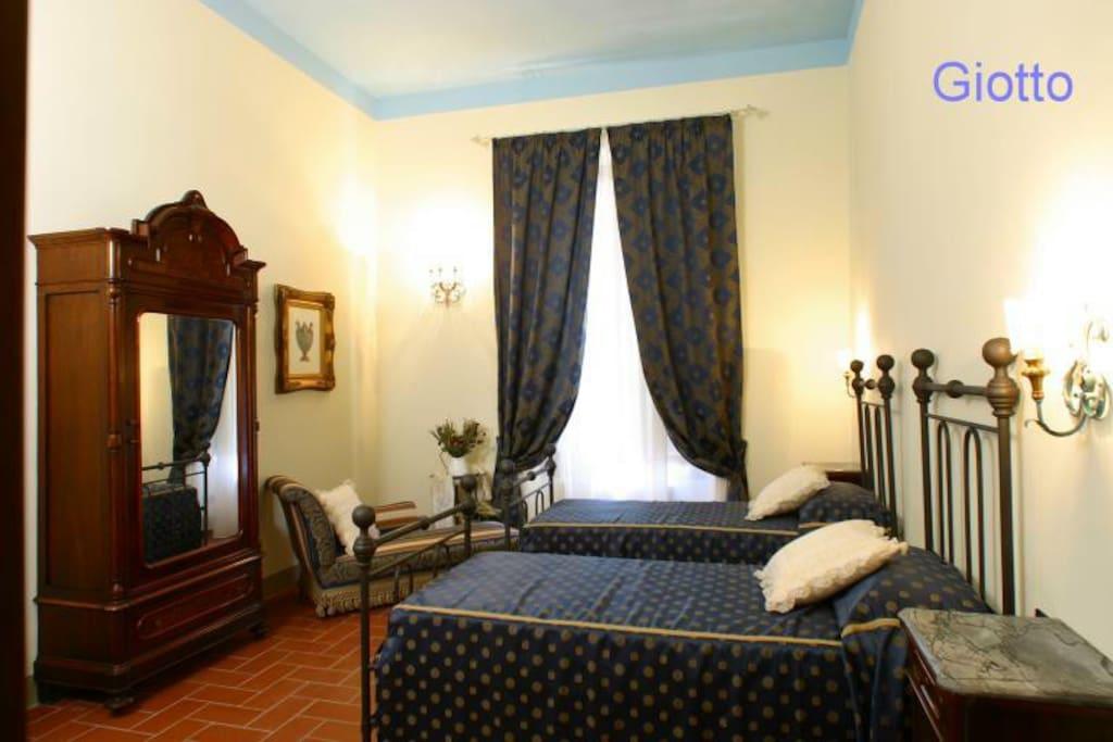 Camera da letto matrimoniale o doppia