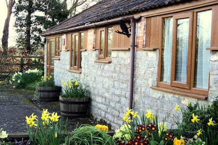 OWLS COTTAGE - a cosy holiday home - Castle Cary - House