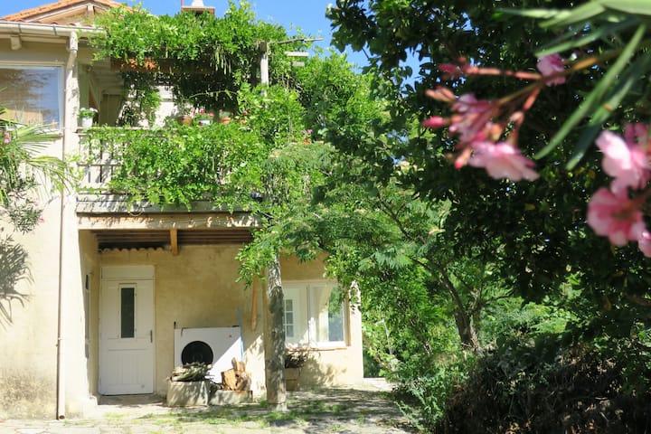 Joli lieu de vacance en Cévennes à Mandagout