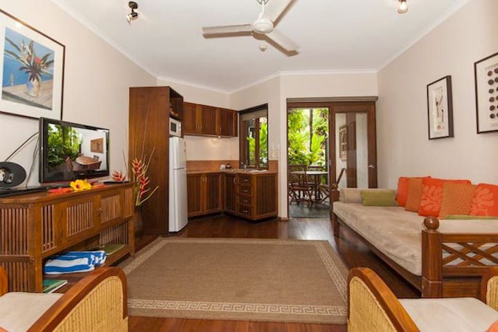 Couples Oasis - Port Douglas - Daire