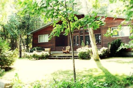 Cottage on Lake Simcoe, Ontario - Ramara - Cabana