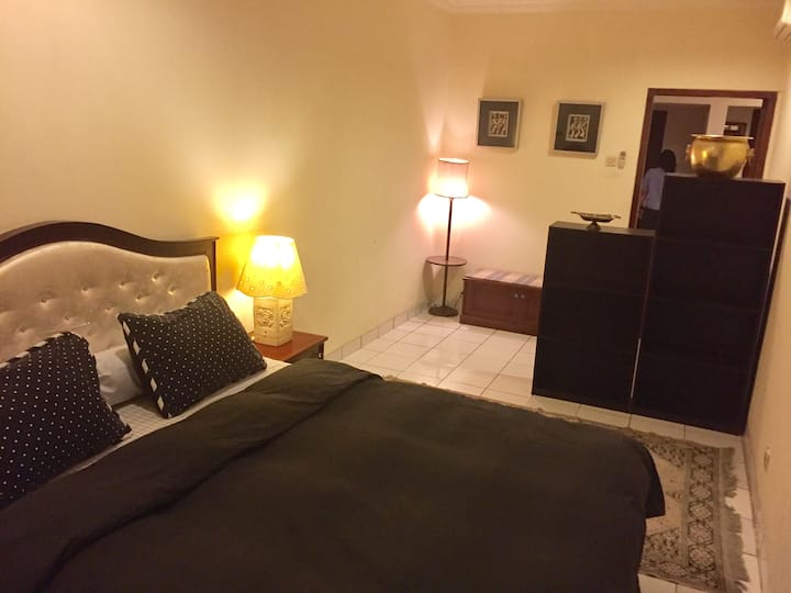 Convenient & charming space in the heartof Bandung