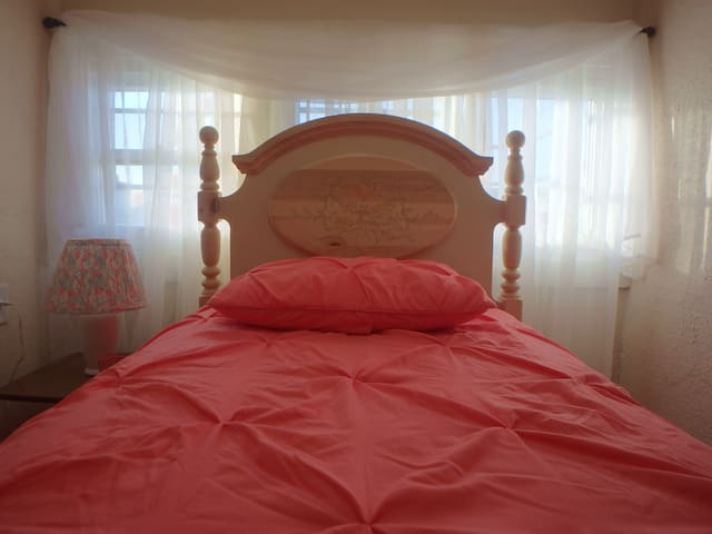 3rd Floor Bedroom 2 in a Beautiful Victorian House