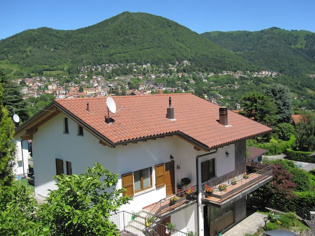 New apartment - San Fedele Intelvi - Daire