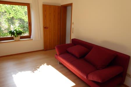 Ruhiges Apartment mit Gartenblick - Veitshöchheim - Dom