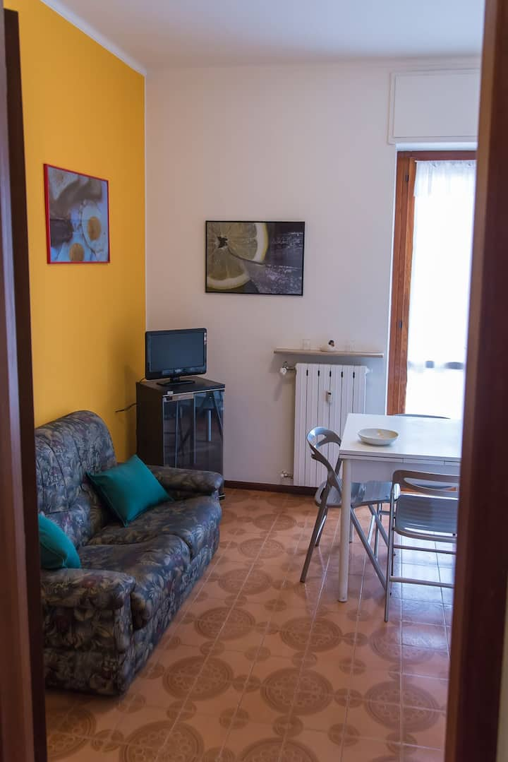 Very nice two-room apartment