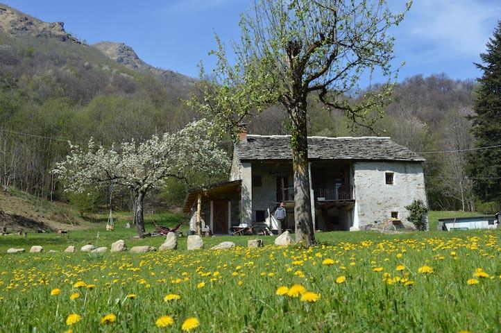 Country House Valchiusella