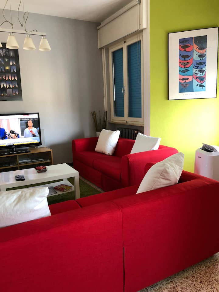 Cecina Tuscany  great apartment, wifi air conditio