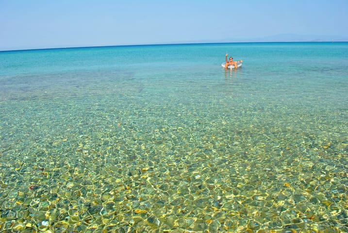 Apartment by the sea in Halkidiki! - Polychrono - Apartament