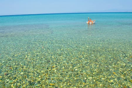 Apartment by the sea in Halkidiki! - Polychrono