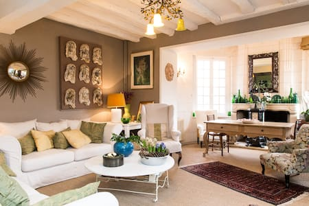 Boutique B&B with stunning gardens - Huismes