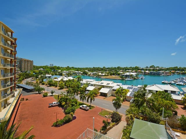 Darwin Marina View Apartment - Larrakeyah - Apartment
