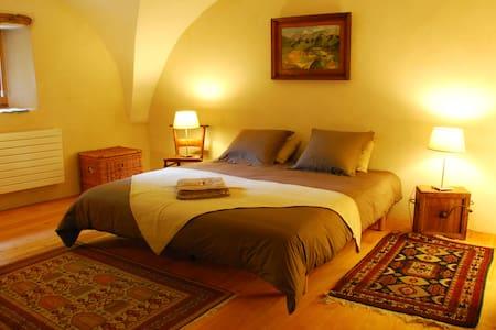 La ferme de beauté chambres d'hôtes - Châteauroux-les-Alpes - Bed & Breakfast