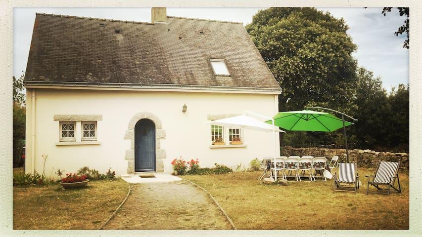 Large house in a quiet place - Batz-sur-Mer - Casa
