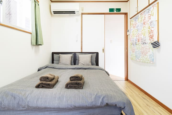 Stay#1 OPEN in2018☆CozyHouse(55㎡・1日1組Only For You)