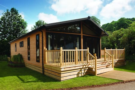 Deluxe Dream Lodge - Elm Farm - Thorpe-le-Soken