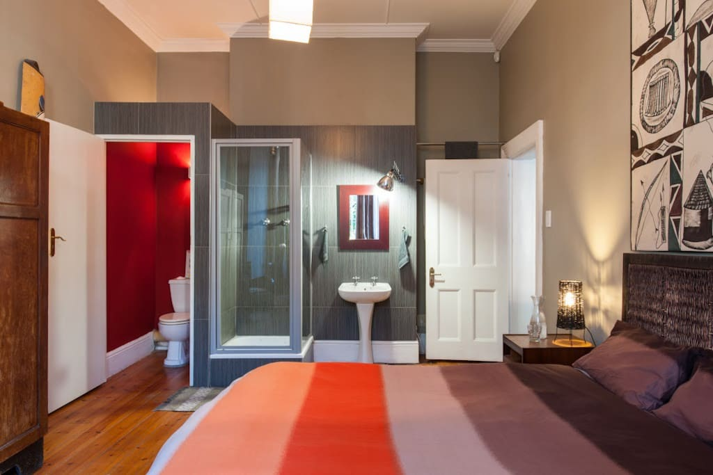bedroom en suite