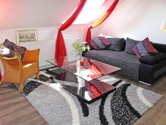 70 m² apartment Peerhuus in Friedrichskoog - Friedrichskoog - Daire