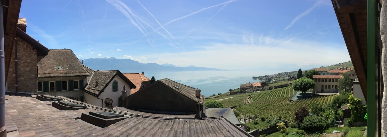 BnB d'Epesses chambre 2 - Bourg-en-Lavaux - Bed & Breakfast