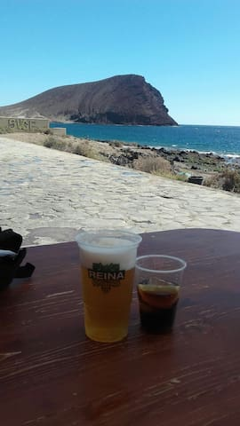 HABITACION CON VISTAS AL MAR CON WIFI - La Mareta