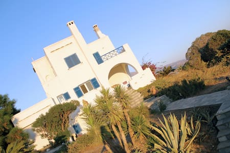 Andros - Charming Family Villa - Gavrio