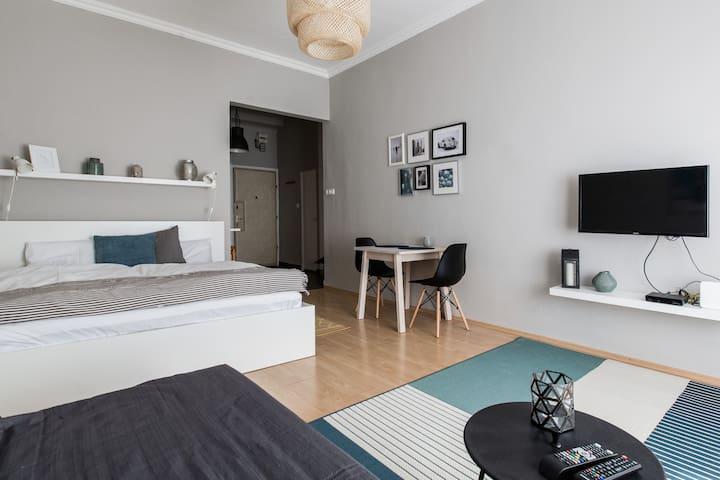 Révay Apartment @Basilica with AC