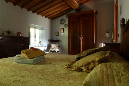 Serenity, nature and Organic food! - Orbicciano Camaiore - Bed & Breakfast