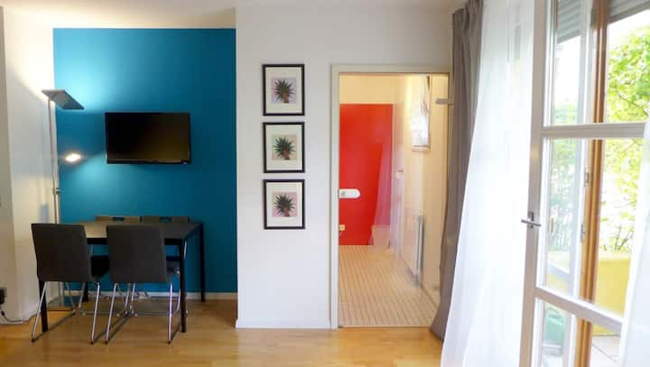 Apartment Blue - Preis ab 3 Nächten 1-4 Per