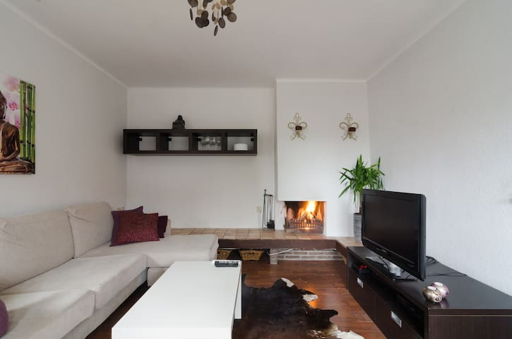 cozy apartment - Bussum - 公寓