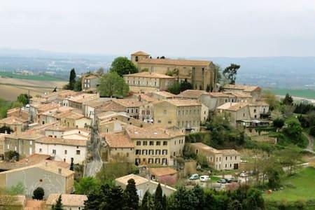 Maion de charme - village Cathare - Castelnaudary - Casa