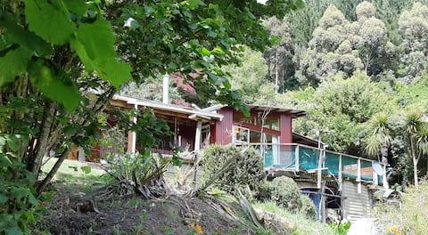 Protea小屋,是與大自然相通的地方