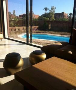 Villa trés haut standing  à la Palmeraie Marrakech - Ouahat Sidi Brahim - Ev