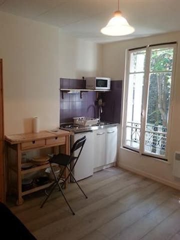 Studio au cœur de Montmartre