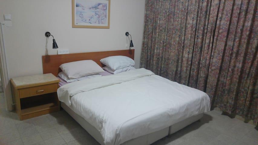 Marom Hatechnion 2 dedroom aprtment - Haifa - Lägenhet