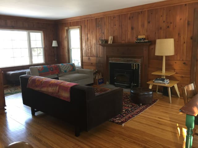 Family Friendly Rustic Home - Wallkill