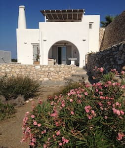 Nice Mesonette with fantastic view! - Paros - House - 1