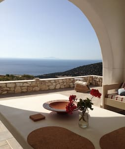 Nice Mesonette with fantastic view! - Paros - Haus
