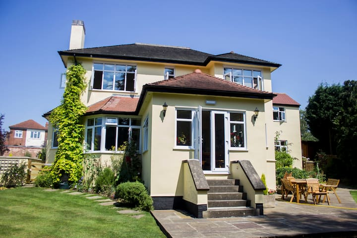 Tresillian House Bed & Breakfast - Melton Mowbray - Gjestehus