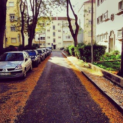 Private Room - great location - Alvalade - Lisboa - Apartment