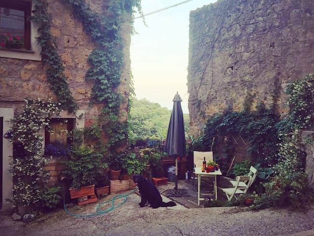 Cosy & Characteristic apartment - Caprarola - Haus