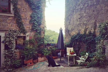 Cosy & Characteristic apartment - Caprarola - 独立屋