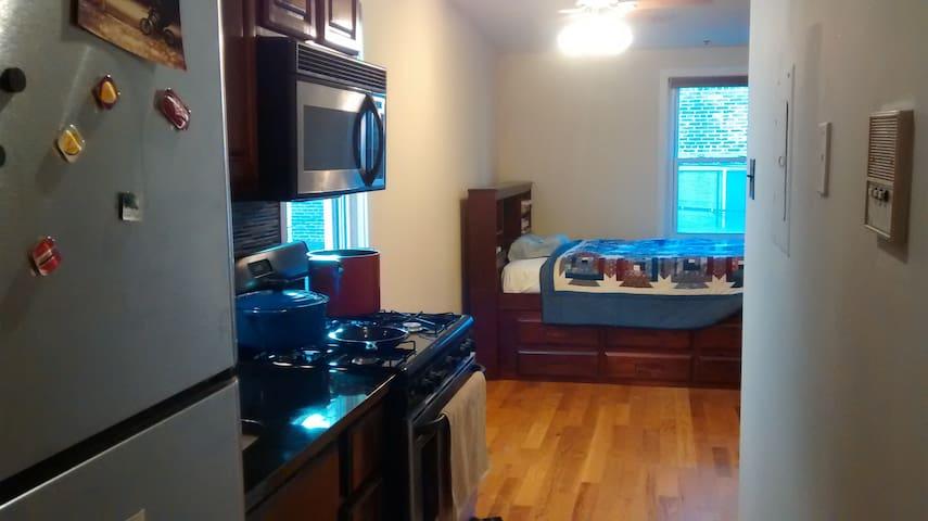 Studio apartment in Philadelphia - Philadelphia - Lejlighed