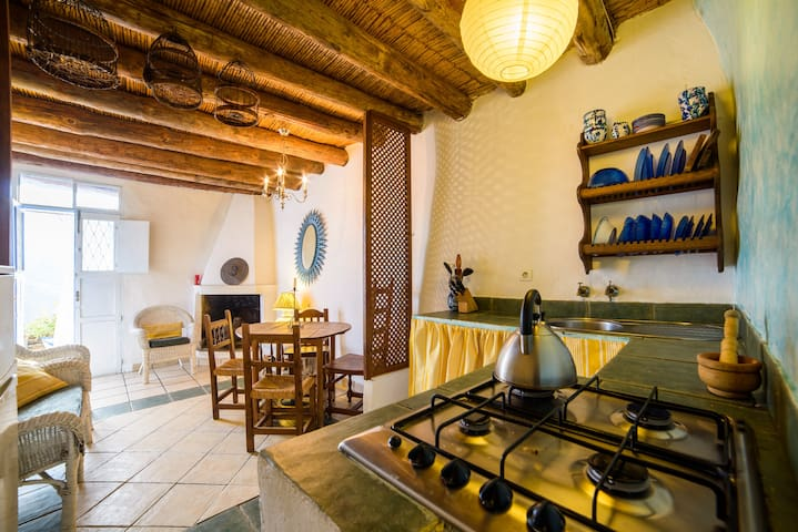 Andalucian Moorish Casa - Alfornón - Appartement