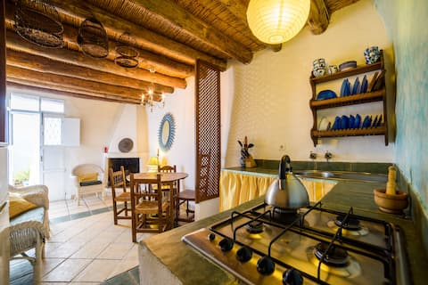 Andalucian Moorish Casa