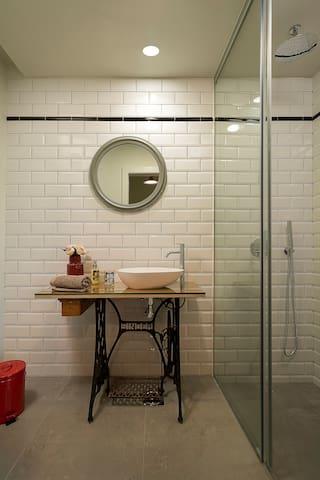 Instalação sanitária Quarto 1