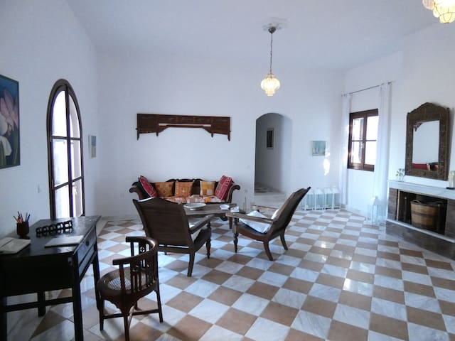 Large private villa with panoramic views