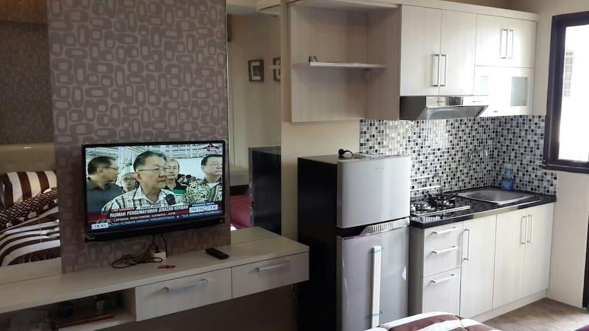 Cozy studio at South Jakarta - Jakarta Selatan - Wohnung