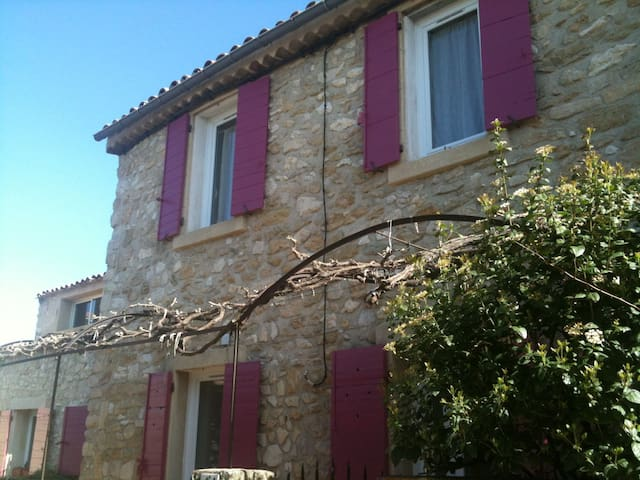 Typical house near Aix en Provence - Aix-en-Provence - Huis